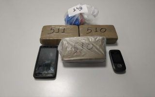 police-confiscate-1-6-kg-of-heroin-in-thessaloniki