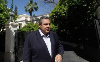 kammenos-insists-name-deal-is-amp-8216-last-straw-amp-8217-for-anel-kotzias-slams-critics