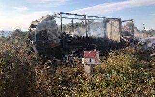 eleven-suspected-migrants-killed-in-greece-car-crash