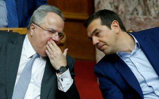 tsipras-sacrifices-kotzias-after-rift-over-name-deal