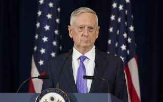 us-defense-secretary-mattis-greece-is-a-amp-8216-solid-amp-8217-amp-8216-excellent-amp-8217-ally