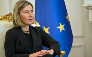 mogherini-says-fyrom-name-deal-amp-8216-unique-opportunity-for-reconciliation-amp-8217