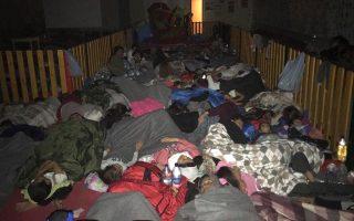 as-police-raid-malakasa-migrant-camp-moria-struggles-with-bad-weather