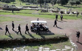 german-president-tours-ancient-messene-on-last-day-of-greece-visit