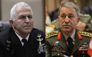 turkish-defense-minister-extends-invitation-to-new-greek-counterpart-media-reports