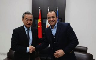 cyprus-china-foreign-ministers-discuss-unficyp-and-cyprus-problem