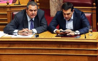 tsipras-kammenos-to-give-separate-interviews-wednesday
