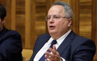 ex-foreign-minister-kotzias-to-sue-kammenos-after-prespes-vote