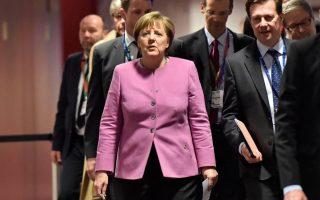 merkel-to-press-greece-on-reforms-during-rare-athens-visit