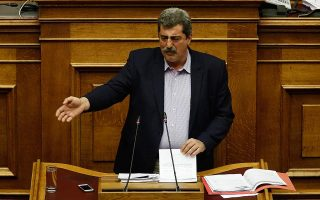 polakis-accuses-judicial-officials-of-stalling-major-corruption-cases