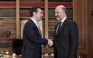 moscovici-hails-prespes-accord-in-meeting-with-tsipras