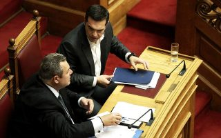 crucial-tsipras-kammenos-meeting-brought-forward-to-sunday