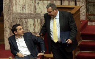 tsipras-calls-for-confidence-motion-after-coalition-partner-kammenos-resigns