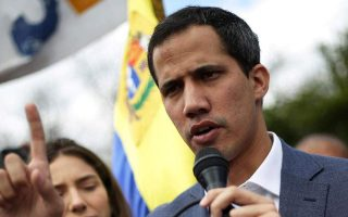 venezuela-amp-8217-s-guaido-expresses-concern-over-greek-position