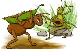 the-ant-and-the-grasshopper-a-new-version