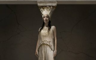 greek-artist-sings-for-parthenon-marbles-amp-8217-return-at-british-museum-protest