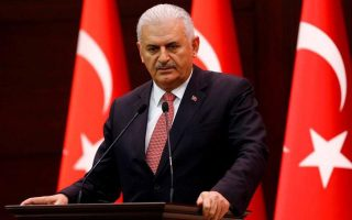 yildirim-says-greece-turkey-should-not-let-outside-forces-affect-relations