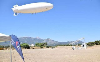 blimp-given-to-greece-to-monitor-trafficking-is-tested-over-samos