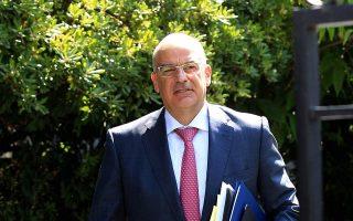 cyprus-and-israel-at-top-of-dendias-list-of-priorities