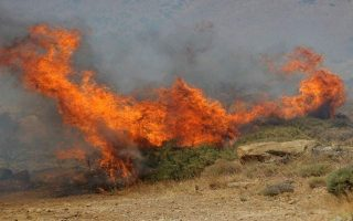 man-arrested-for-five-arsons-in-the-peloponnese