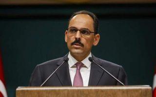 erdogan-spokesman-dismisses-criticism-of-turkish-president-as-amp-8216-baseless-amp-8217