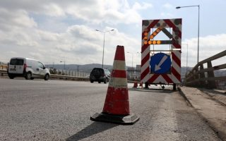 thessaloniki-road-works-to-affect-airport-commute