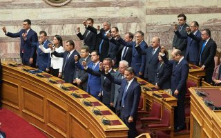 new-greek-lawmakers-sworn-in