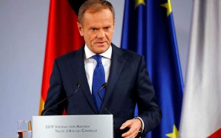 tusk-congratulates-nd-leader-on-becoming-greek-pm