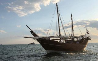 qatari-boat-to-dock-in-piraeus-on-world-cup-promo-tour