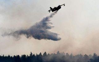 fire-service-examining-indications-of-arson-in-evia-blaze