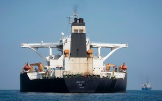 athens-won-t-aid-iranian-tanker-minister-says