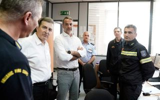 mitsotakis-calls-for-swift-assessment-of-evia-blaze-damage