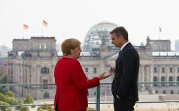 mitsotakis-greece-germany-working-on-climate-investment-package