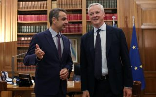 france-amp-8217-s-le-maire-talks-eurozone-prospects-in-athens