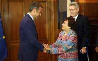 mitsotakis-lowey-meet-at-maximos-mansion