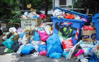 garbage-piles-up-as-staff-protest-private-contracts