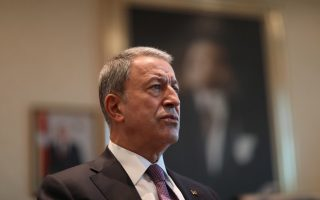 defense-minister-says-turkey-us-to-overcome-f-35-problem