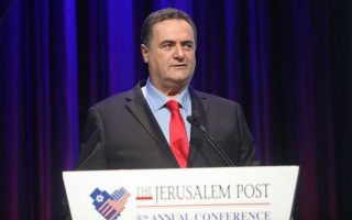 israeli-foreign-minister-in-greece-on-two-day-visit