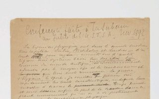 manuscript-of-coubertin-s-vision-for-modern-olympics-to-be-auctioned