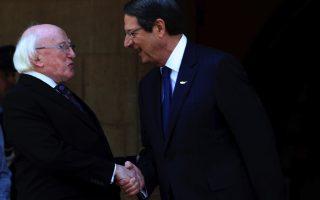 irish-cyprus-presidents-meet-in-nicosia