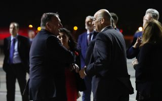 pompeo-arrives-in-athens-for-two-day-visit
