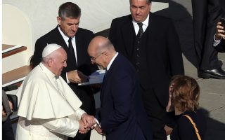 greek-foreign-minister-meets-pope-francis-at-vatican