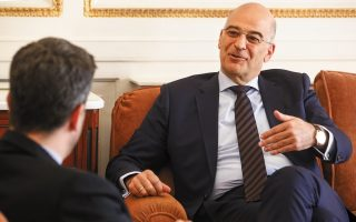 we-regard-turkey-as-an-equal-amp-8217-foreign-minister-dendias-says