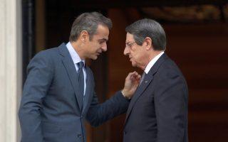 cyprus-amp-8217-anastasiades-meets-greek-pm-ahead-of-talks-with-guterres