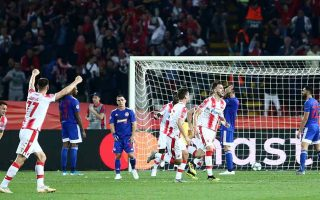 olympiakos-crumbles-in-second-half-to-lose-3-1-at-red-star-belgrade