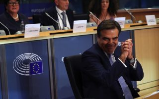 schinas-attends-hearing-at-european-parliament-defends-title
