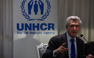 un-refugee-chief-says-greece-is-feeling-strain-urges-europe-to-act-on-migrants