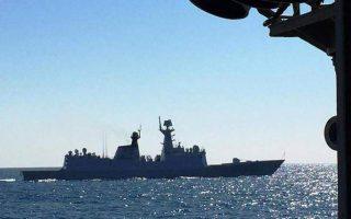 turkey-announces-aegean-naval-exercise-for-monday