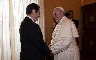 cypriot-president-says-pope-francis-to-visit-island-in-2020