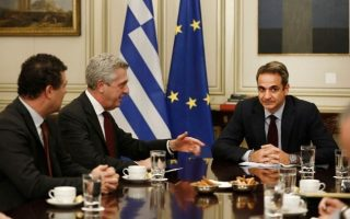 mitsotakis-unhcr-amp-8217-s-grandi-discuss-challenges-from-migration